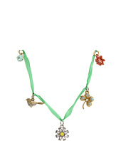 Juicy Couture - Ribbon Station Necklace