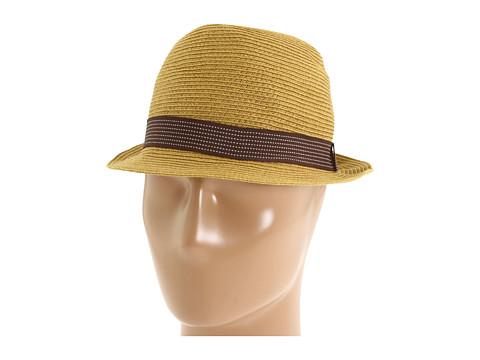 San Diego Hat Company PBF20 Straw Fedora