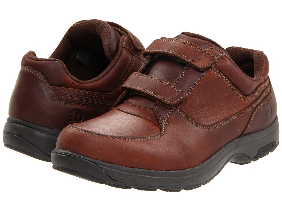 Dunham - Winslow Waterproof (Brown Polishable Leather) Me...