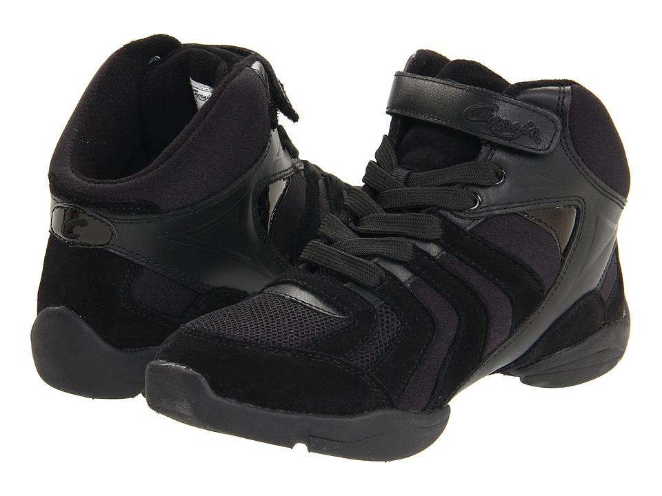 Capezio - Brite Lights Dancesneaker (Black) Women's Dance Shoes