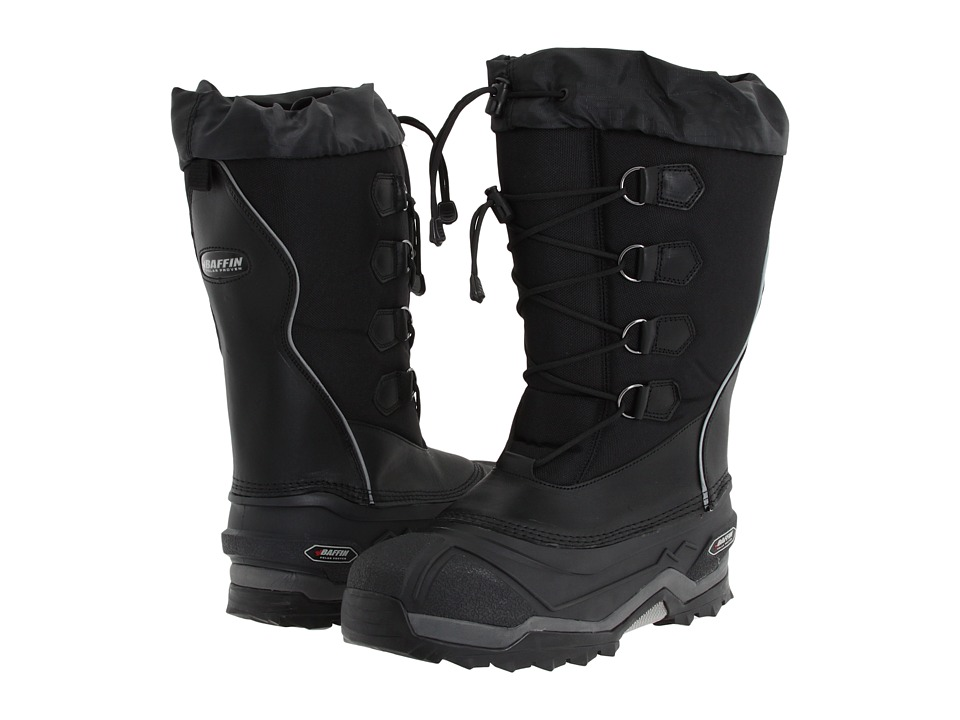 Baffin - Icebreaker (Black) Mens Cold Weather Boots