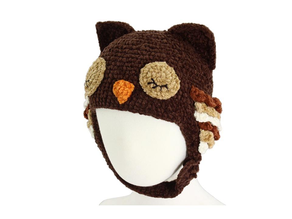 San Diego Hat Company Kids - DL2428 Knit Owl