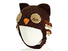 San Diego Hat Company Kids DL2428 Knit Owl (Infant/Toddler/Little Kids)