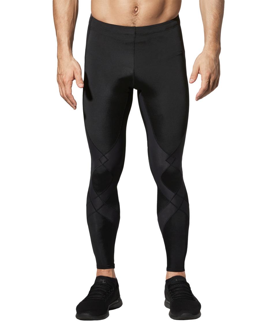 CW-X Stabilyxtm Tight (Black) Men's Workout