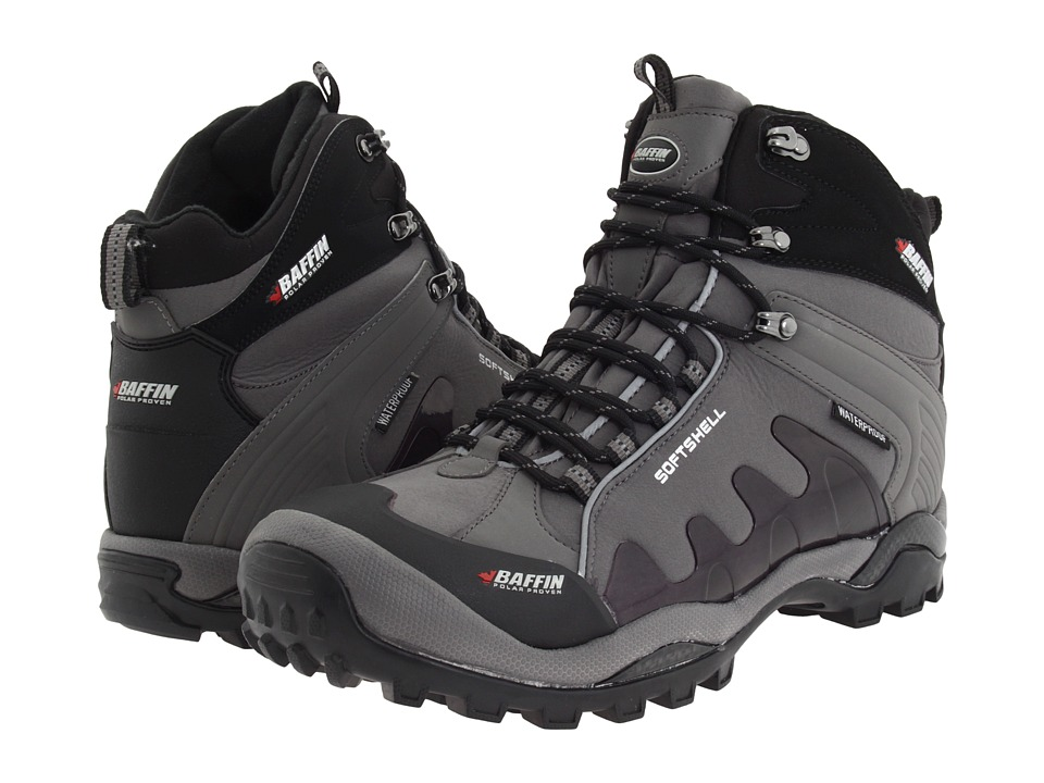 Baffin - Zone (Charcoal) Mens Boots