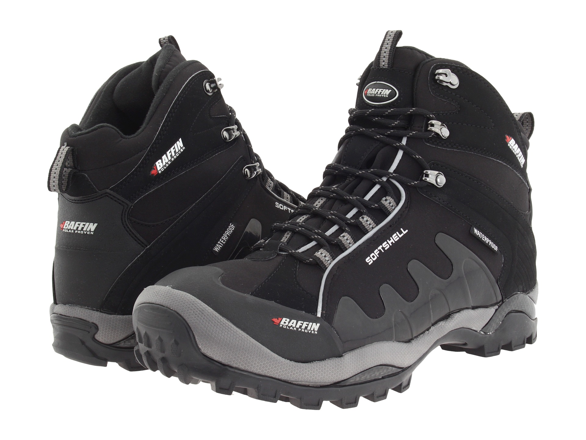 Boots, Snow Boots, Black, Men | Shipped Free at Zappos