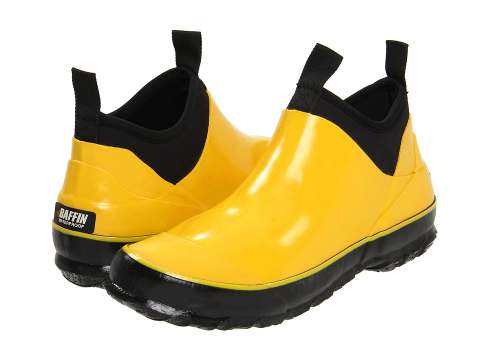 Baffin - Marsh Mid (Yellow) Women