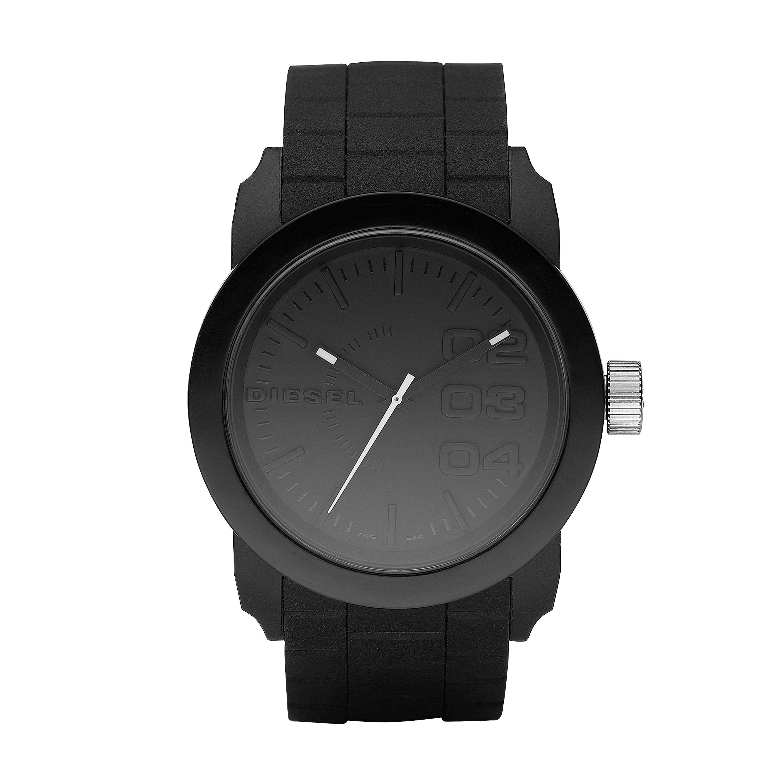 Diesel - Franchise DZ1437 (Black) Analog Watches