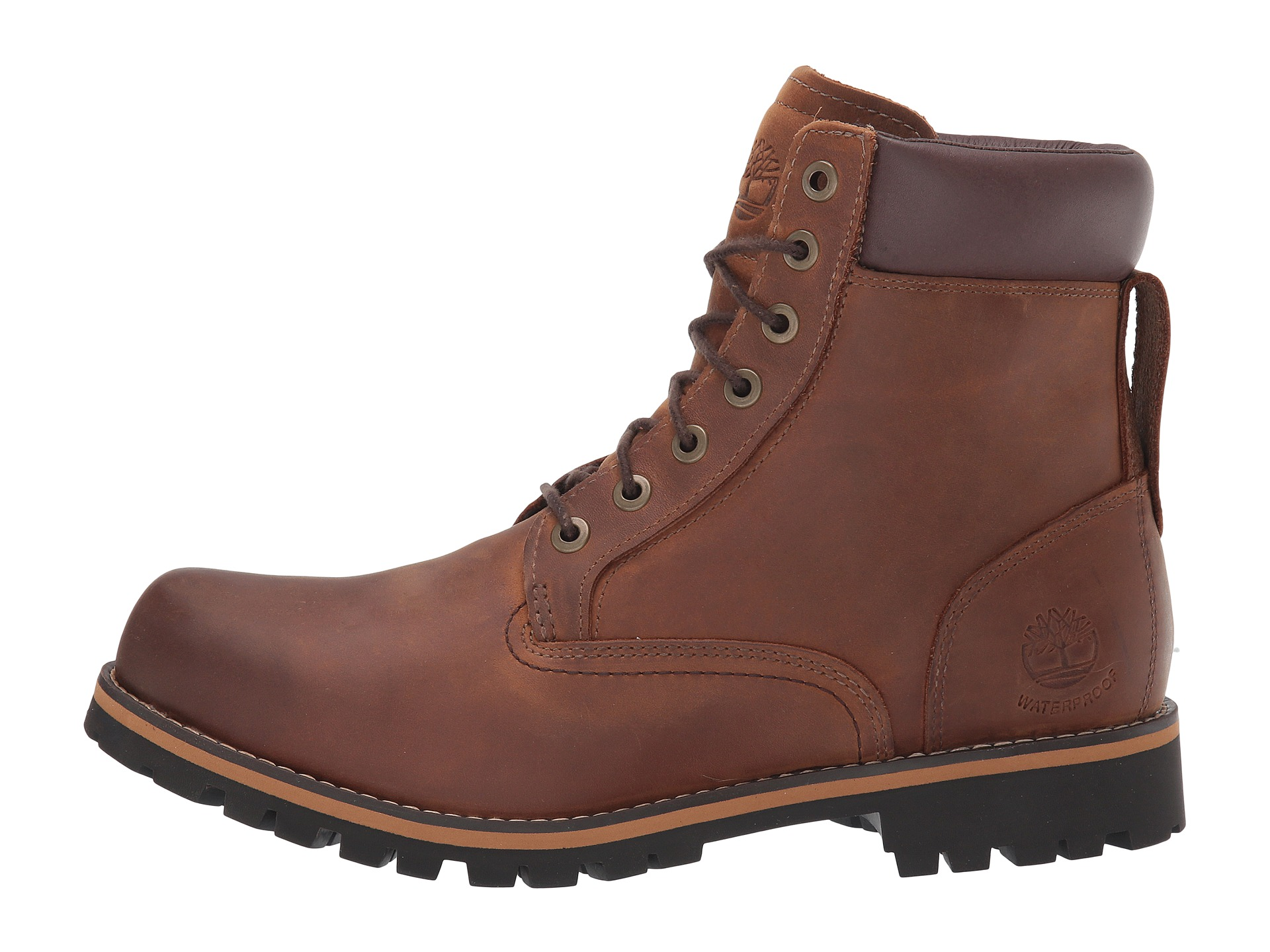 Timberland Earthkeepers 174 Rugged 6 Quot Boot At Zappos Com