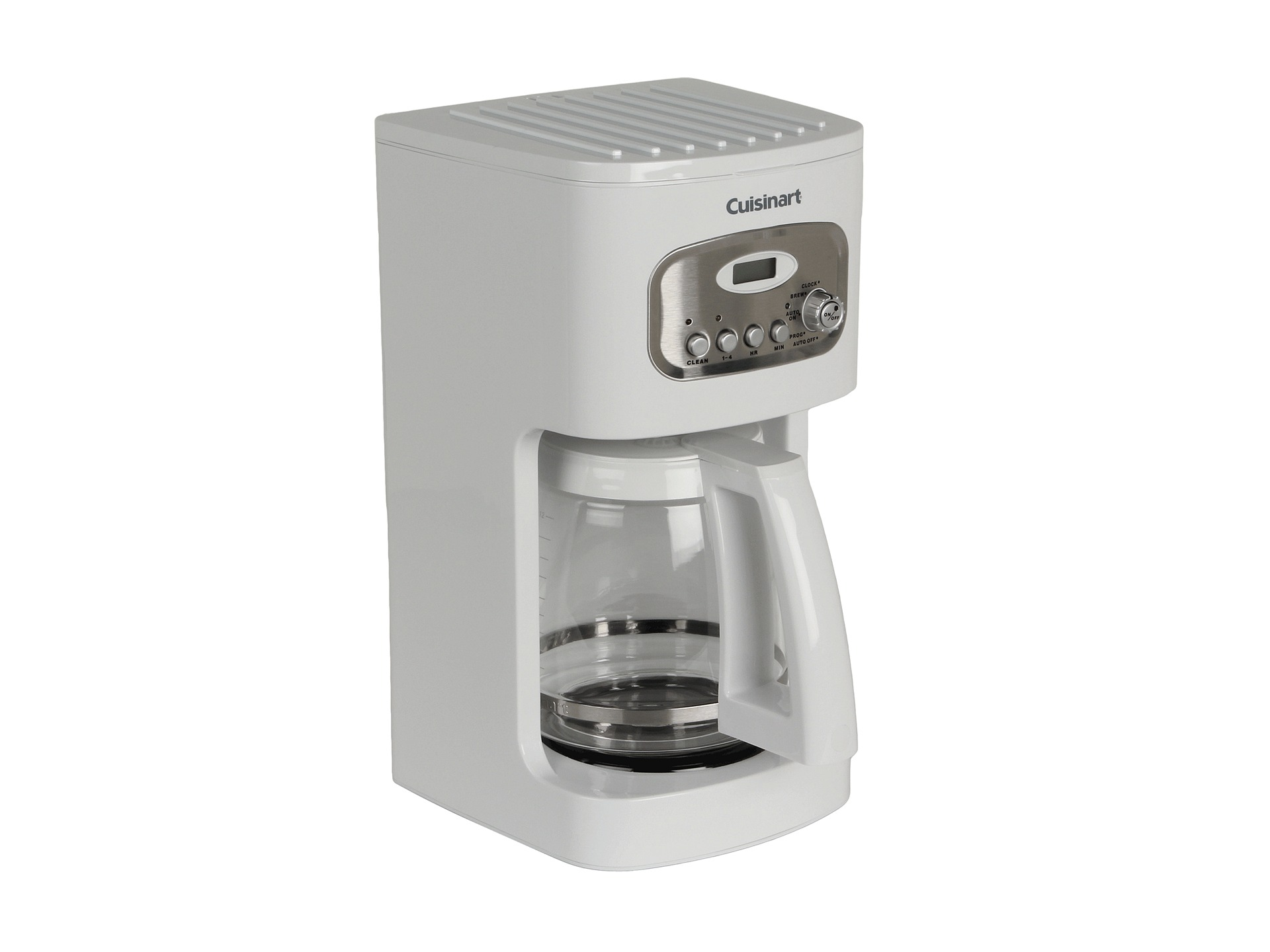 Cuisinart Dcc 1100 12 Cup Programmable Coffee Maker White Shipped Free at Zappos