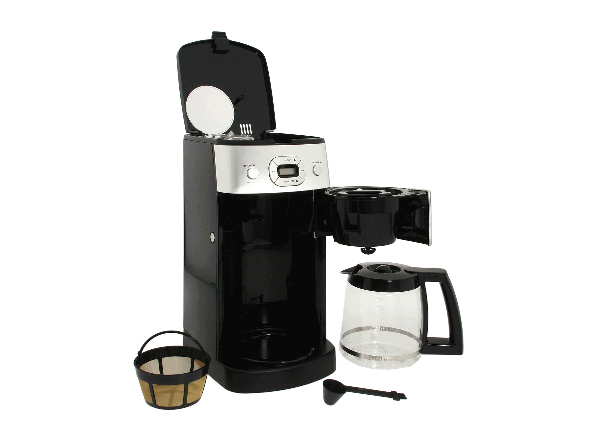 Cuisinart Dgb 625bc Grind & Brew Coffee Maker : Cuisinart DGB-625BC Grind & Brew 12-Cup Coffee maker - Zappos.com Free Shipping BOTH Ways
