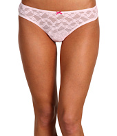 Betsey Johnson - Stretch Lace Thong