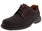Clarks - Un.Centre (Brown Nubuck) - Clarks Shoes