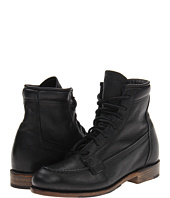 Vintage Shoe Company - Vanessa Moc Toe Lace-Up