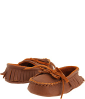 Ralph Lauren Layette Kids - Fringe Moc Low Soft Sole (Infant)