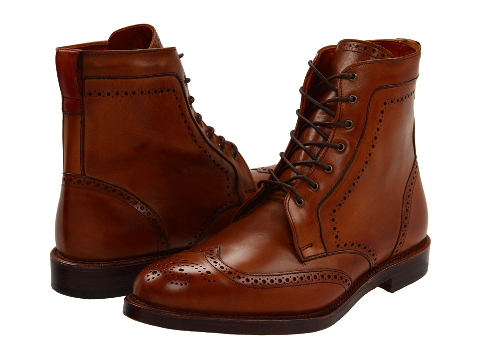 Allen-Edmonds Dalton (Burnished Walnut Calf) Men