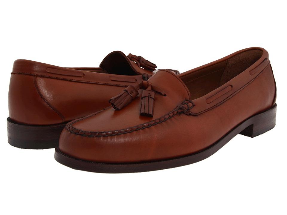 Allen-Edmonds - Naples (Chili Calf) Men's Slip-on Dress Shoes