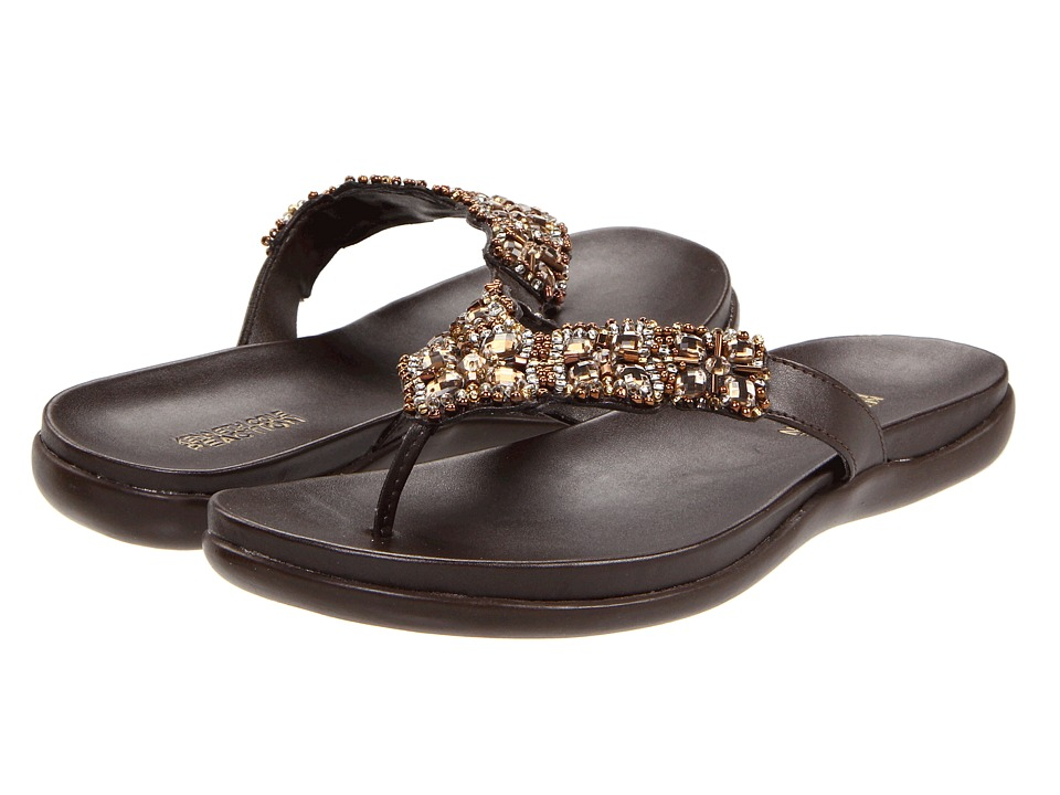 Kenneth Cole Reaction Glam-athon (Bark) Sandals