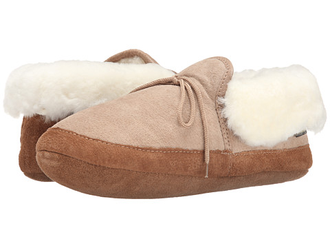 Old Friend Soft Sole Bootee - Chestnut