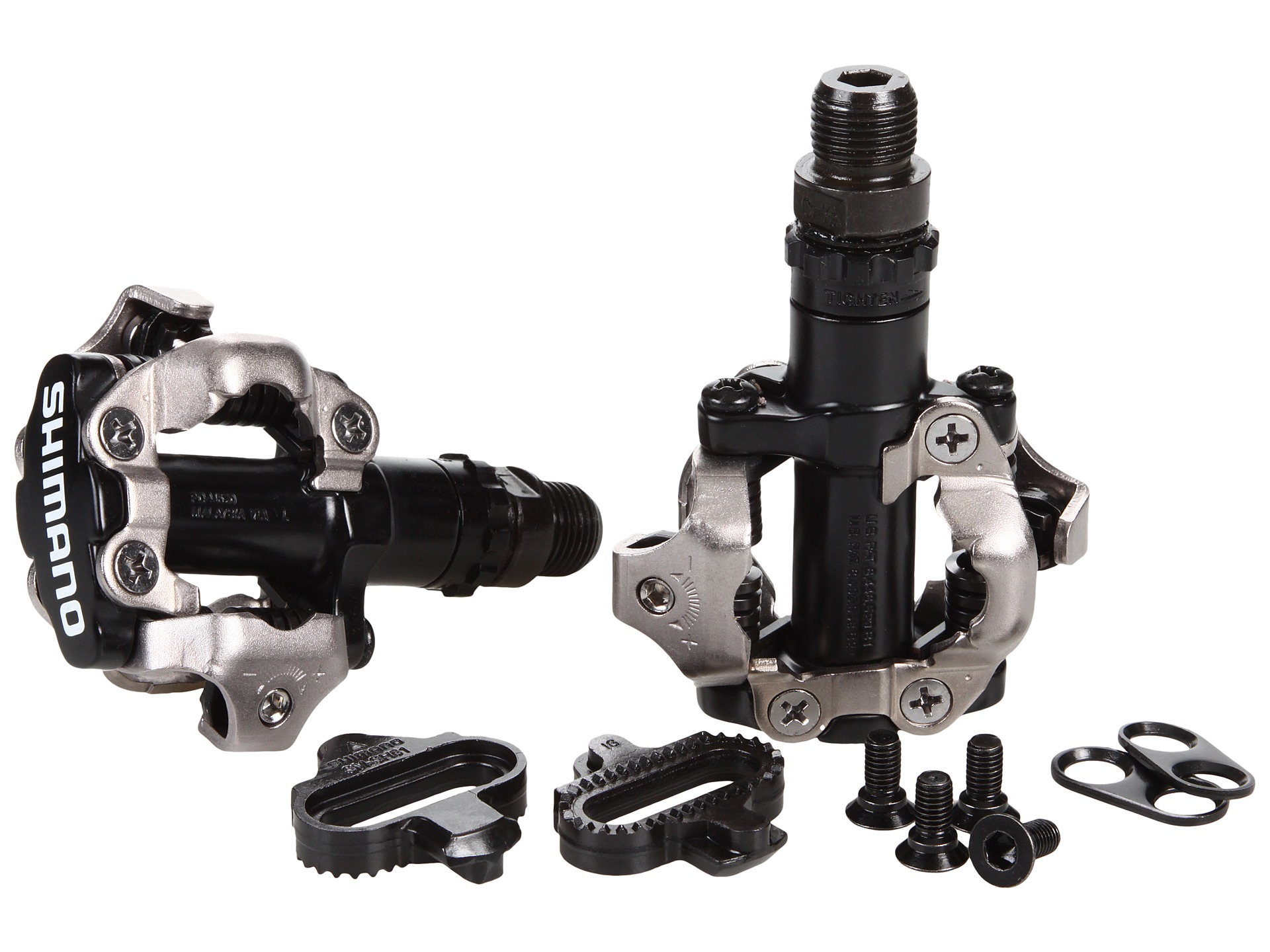 how to fix creaking mtb pedals