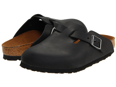 black boston birkenstock