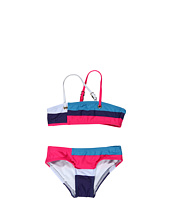 Little Marc Jacobs - Broken Stripe Bandeau and Classic Bottom Set