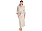 Natori - Shangri-La Robe (Heathered Cashmere) - Apparel