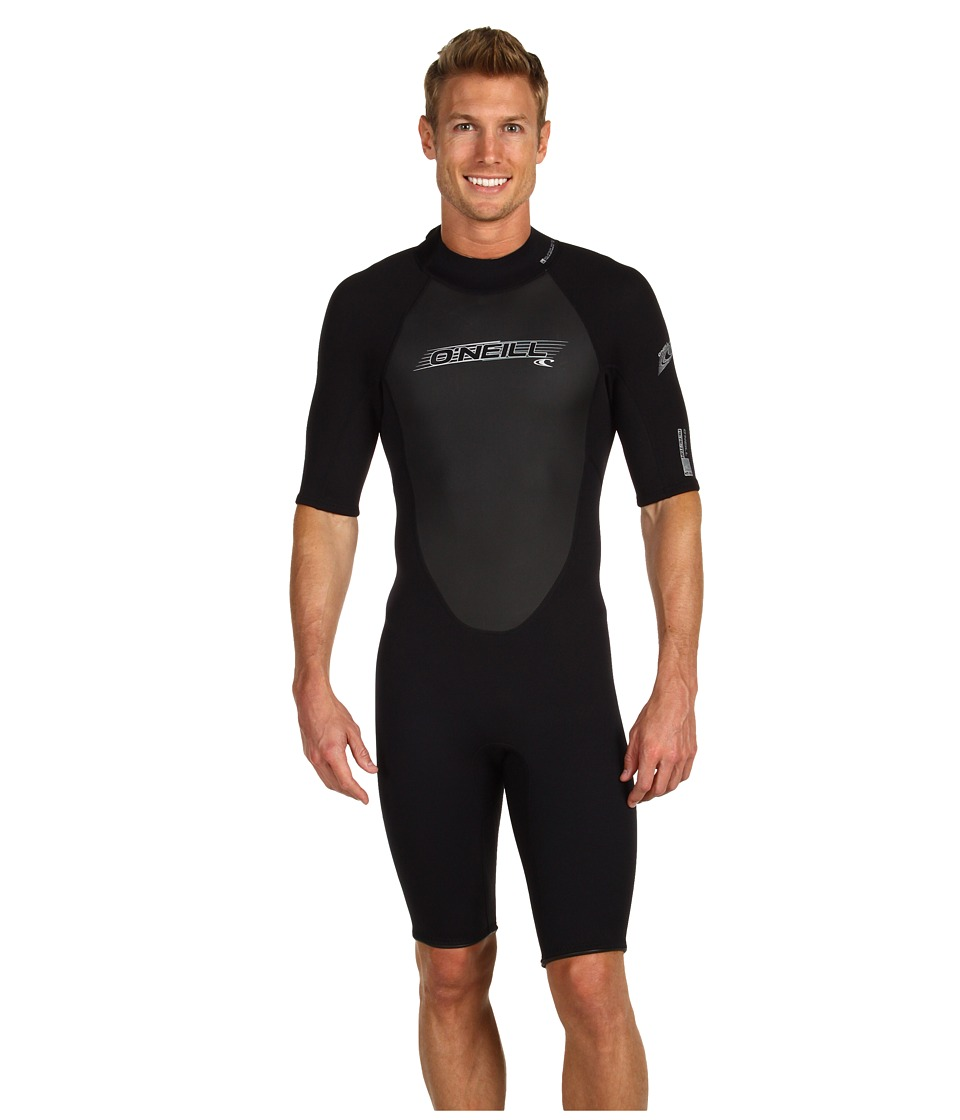 ONeill - Reactor Spring 11 (Black/Black/Black) Mens Wetsuits One Piece