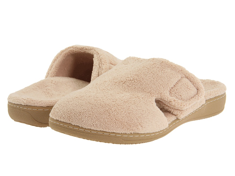 VIONIC Gemma (Tan Terry) Slippers