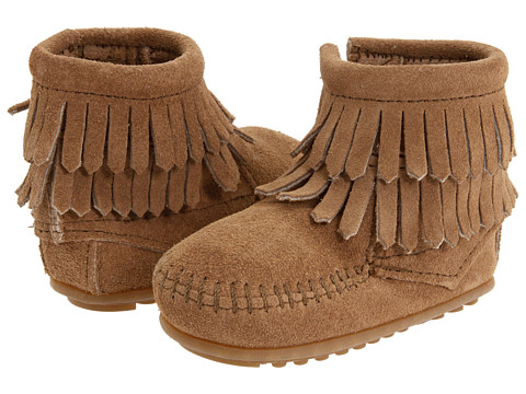 Minnetonka Kids, Boots, Girls | Shipped Free at Zappos
