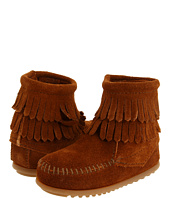 Minnetonka Kids - Side Zip Double Fringe (Toddler/Youth)