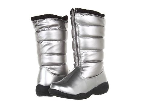 Tundra Boots Kids Puffy (Little Kid/Big Kid)