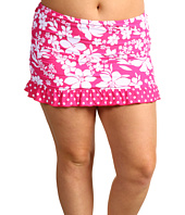 Athena - Plus Size Casablanca Skirted Swim Pant