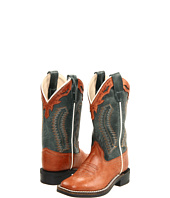 Old West Kids Boots - Ultra-Flex Broad Square Toe Boot (Toddler/Youth)