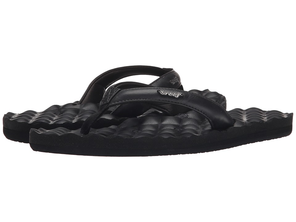 Reef - Dreams (Black/Black) Women's Sandals