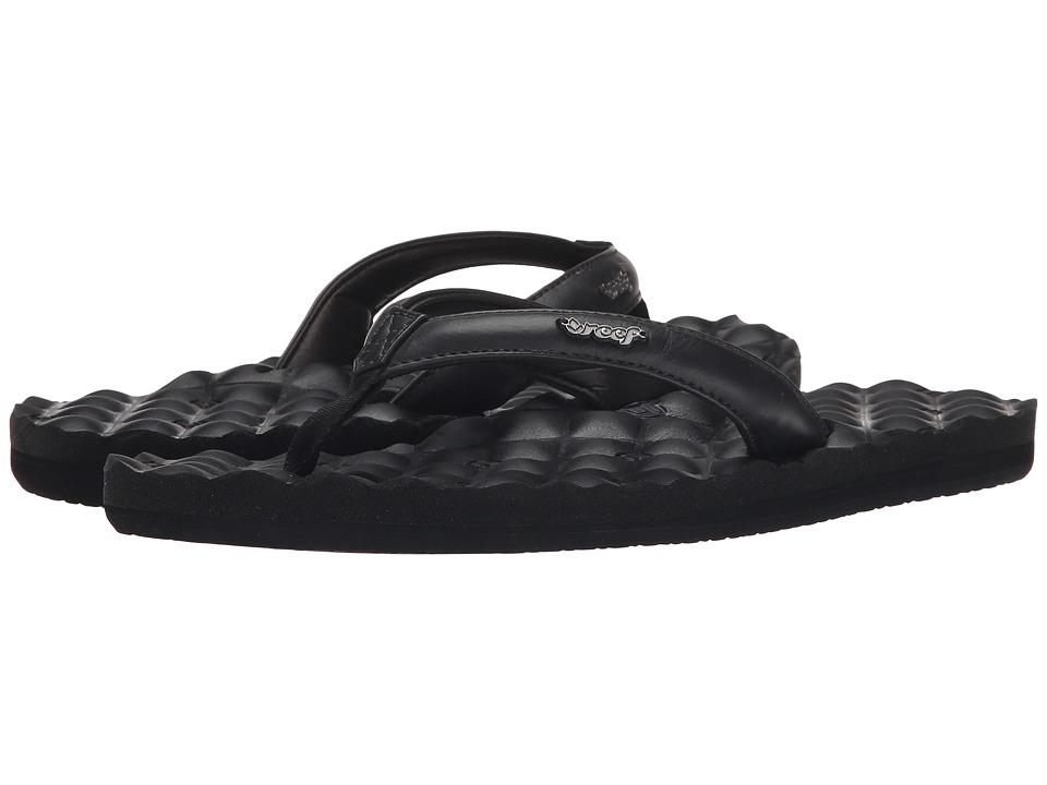 Reef Reef Dreams Black/Black Womens Sandals