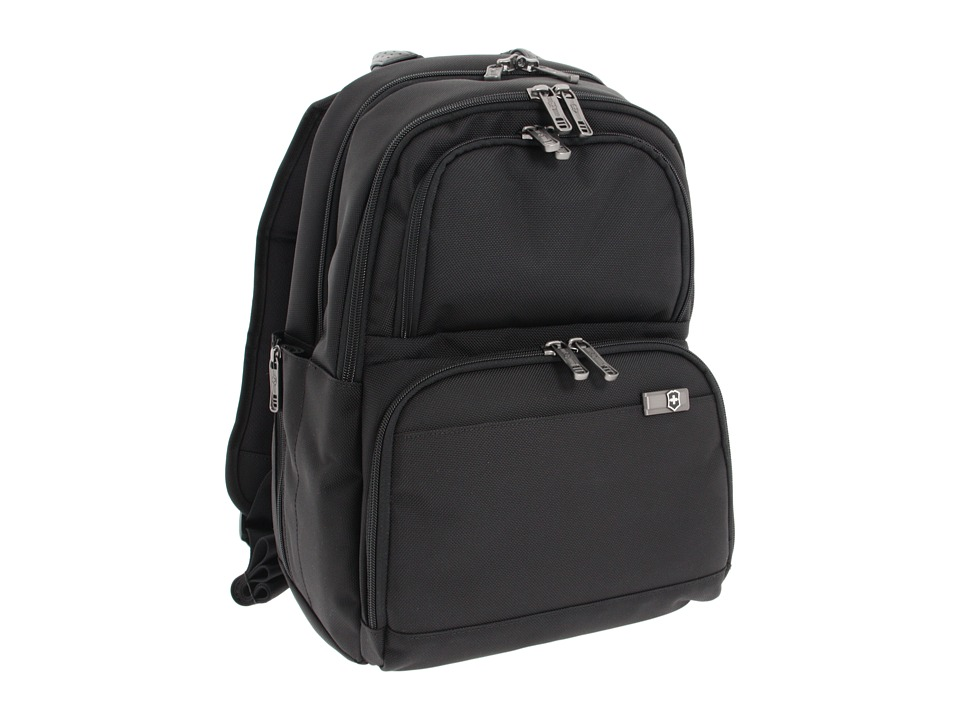 Victorinox - Architecture 3.0 - Big Ben 15 Laptop Backpack (Black) Computer Bags
