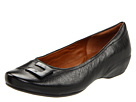 Clarks - Concert Choir (Black Leather) - Clarks Shoes