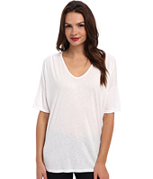 Michael Stars - Elbow Sleeve Relaxed V-neck