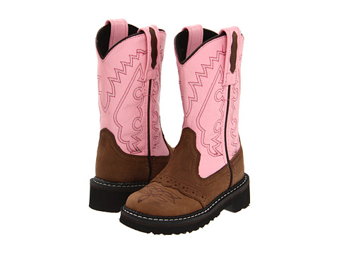 Old West Kids Boots Flexi Tubbies (Toddler/Little Kid)