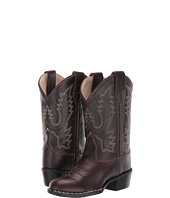 Old West Kids Boots - Round Toe Western Boot (Toddler/Youth)