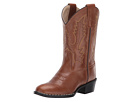 Round Toe Western Boot (Toddler/Little Kid)
