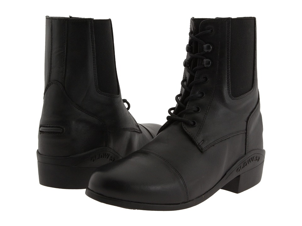 Old West English Kids Boots - Lacer Boot