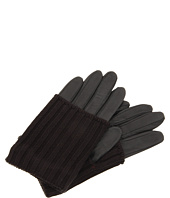 Echo Design - Knit Over Leather Gloves