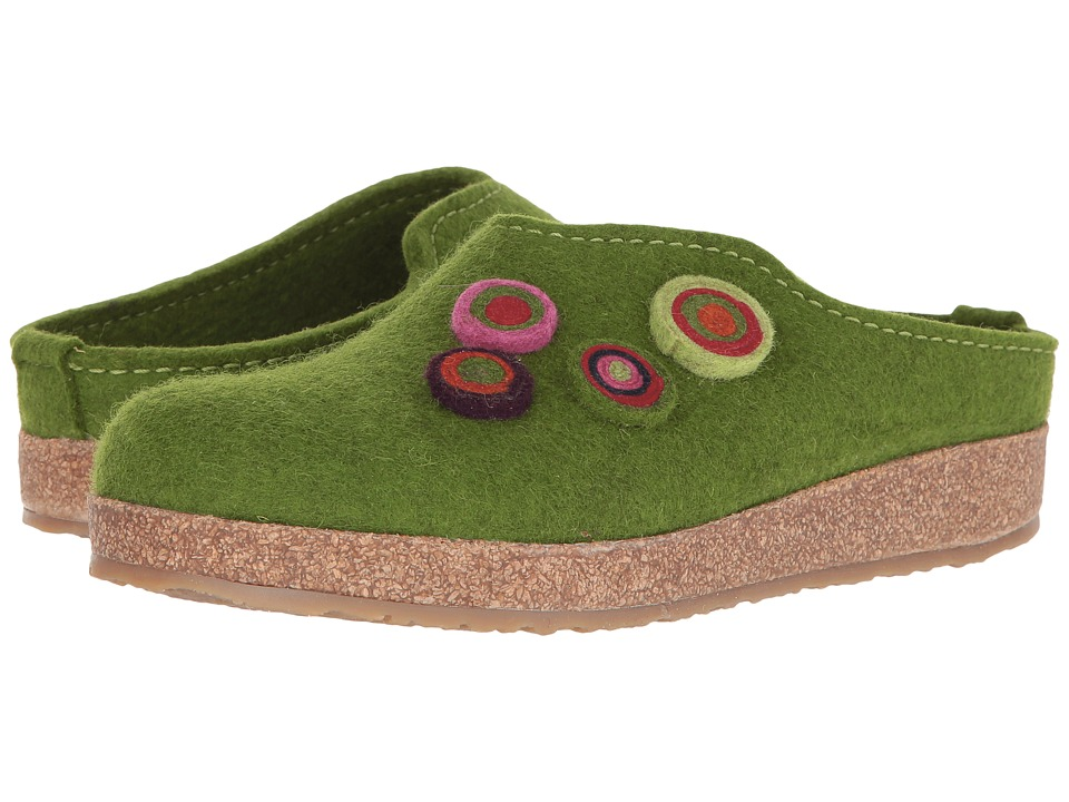 Haflinger Chloe (Green) Women