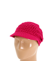 Echo Design - Quilt Stitch Newsboy Hat