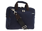 Jack Spade - City Briefcase (Navy) - Bags and Luggage