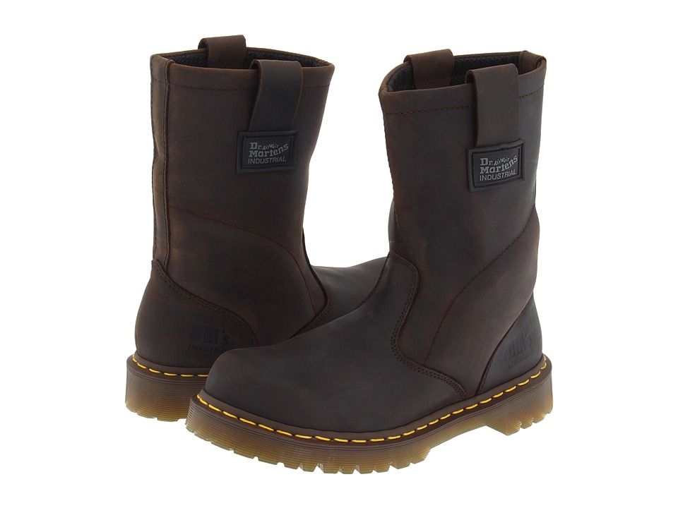 Dr. Martens Work 2296 Wellington NS Gaucho Volcano Work Boots