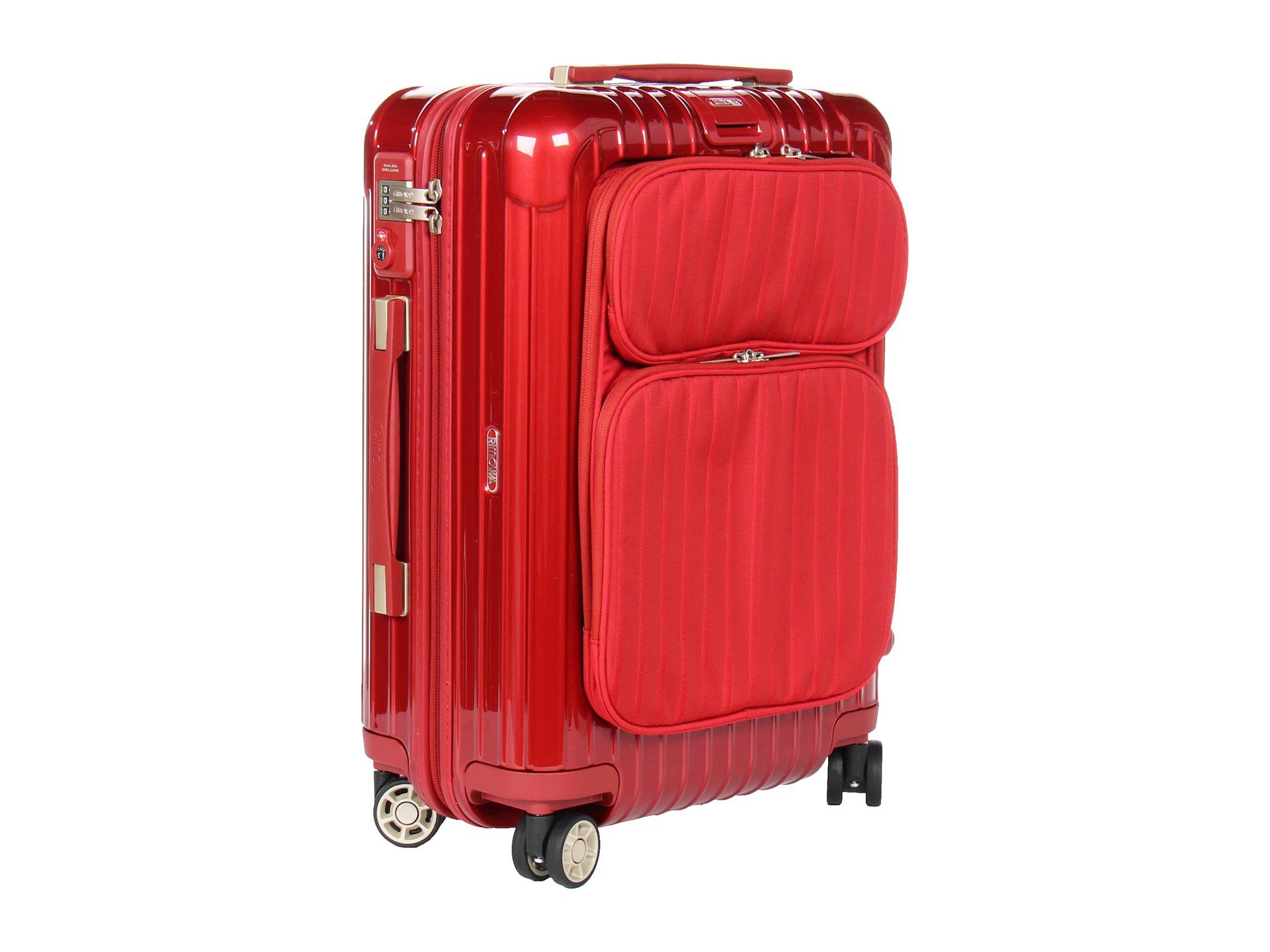 Rimowa salsa deluxe hybrid 21 cabin multiwheel at for Salsa deluxe cabin multiwheel