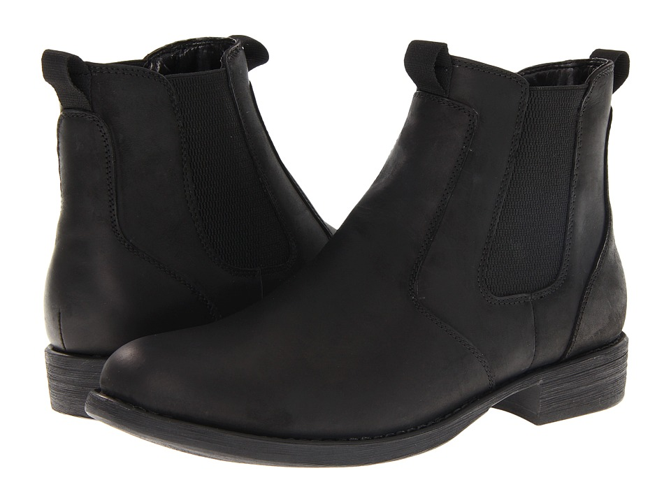 Eastland 1955 Edition Daily Double Black Mens Pull on Boots